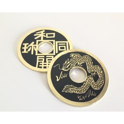 Pièce Chinoise Dragon Jumbo