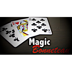 Magic Bonneteau (TOUR GRATUIT)