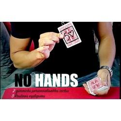 tour de magie carte a la chaine no hands