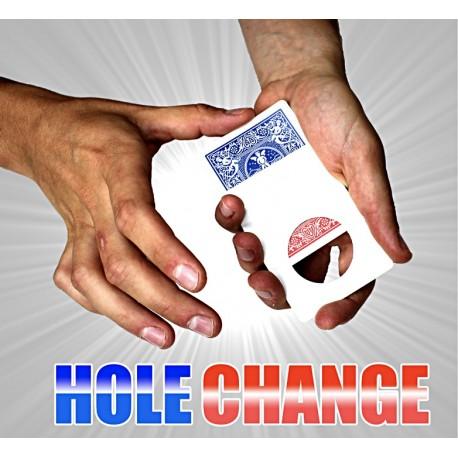 Hole Change