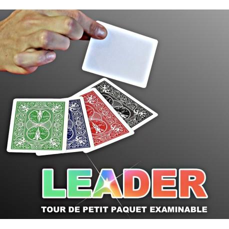 LEADER (Tour de petit paquet examinable)