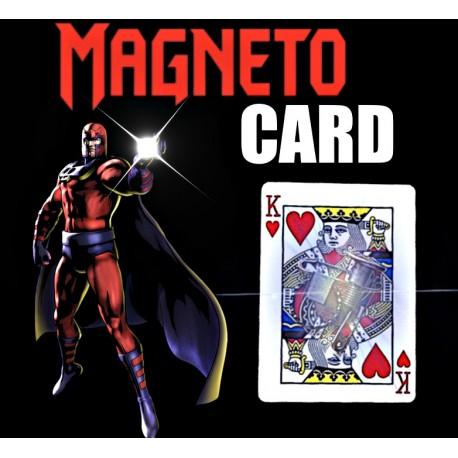 Carte aimantée, magnetic card