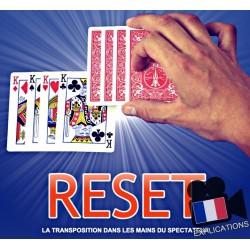RESET (La Transposition dans les Mains du Spectateur)