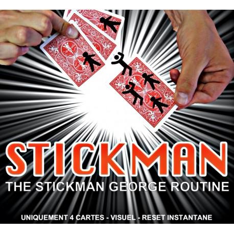 Stickman (Stickman George routine)