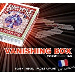Vanishing Box (Version Magnétique)
