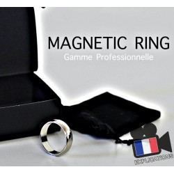 Magnetic Ring (PK ring) - Gamme Pro (Argent)