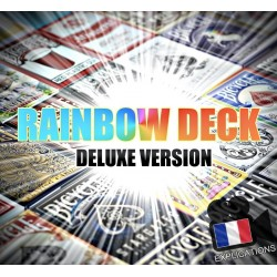 RAINBOW DECK DELUXE (Jeu Rainbow Bicycle)