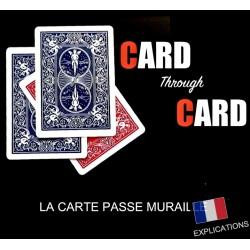 Card Through Card