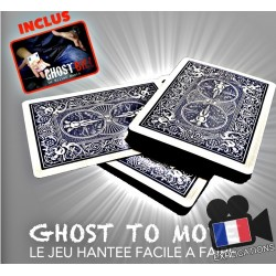 GHOST TO MOVE (Jeu Hanté)