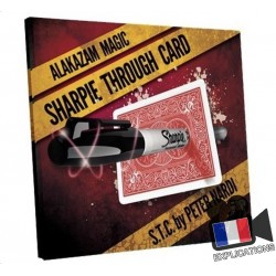 Sharpie Through Card (STC) - Peter Nardi