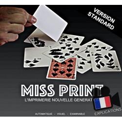 MISS PRINT (L'Imprimerie Nouvelle Génération) - Qualité Standard