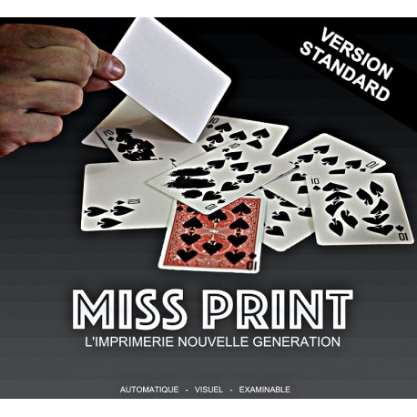 MISS PRINT (L'Imprimerie Nouvelle Génération)