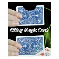 Biting Magic Card (Carte Mordue)