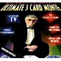 ULTIMATE 3 CARD MONTE BY MICHAEL SKINNER - VERSION BICYCLE