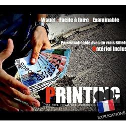 Printing (Les Papiers en Billets)