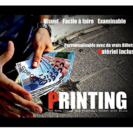 Printing (Les Billets)