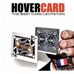 HOVERCARD (Lévitation de carte)