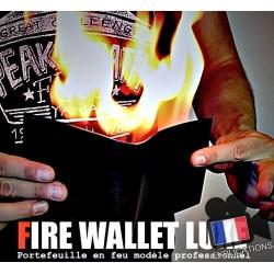 Fire Wallet Luxe (Portefeuille en feu)