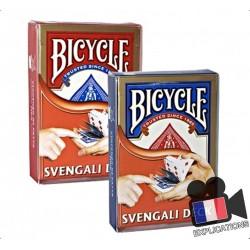 Jeu Svengali (Jeu Radio, jeu Mirage) Qualité Bicycle Format Poker