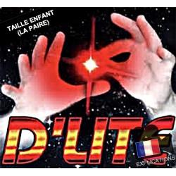 Dlite (La Paire) - Taille Enfant (Les Pouces Lumineux)