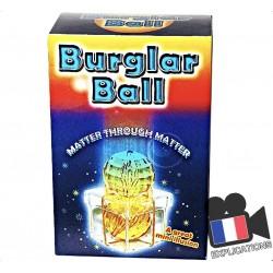 BURGLAR BALL (La Balle passe muraille)
