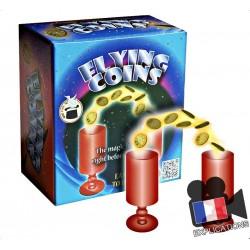 Flying Coins - Voyage de pèces (Téléportation de pièces)