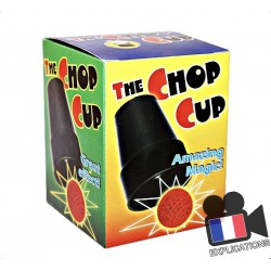 THE CHOP CUP (Gobelet et Muscade)