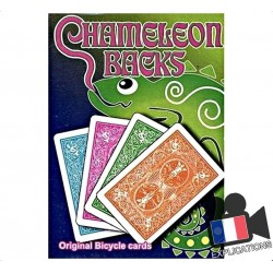 CHAMELEON BACKS (Tour de petit paquet)