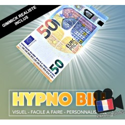 HYPNO BILL - Gimmick Inclus