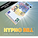 HYPNO BILL - Gimmick Inclus