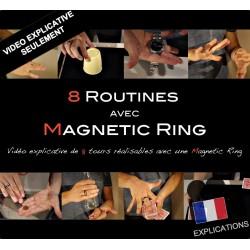 8 Routines avec Magnetic Ring - Téléchargement