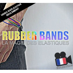 VIDEO RUBBER BANDS - Video Seulement