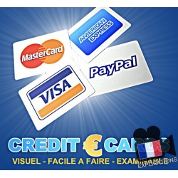 CREDIT CARDS (Tour de Petit Paquet)
