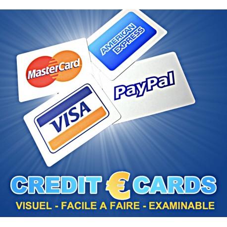 CREDIT CARDS (Tour de Petit Paquet)