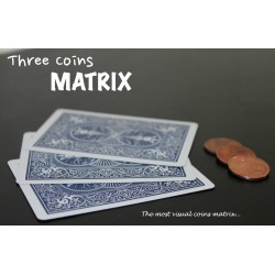 Three Coins Matrix