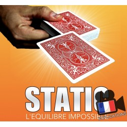STATIC - L'EQUILIBRE IMPOSSIBLE