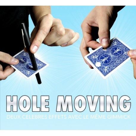 HOLE MOVING