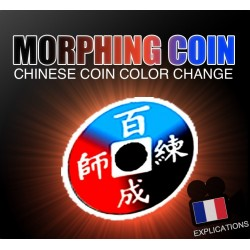MORPHING COIN - THE CHINESE COIN COLOR CHANGE