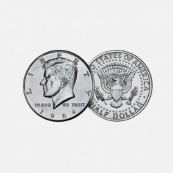 Pièce Demie Dollar (Half Dollar)