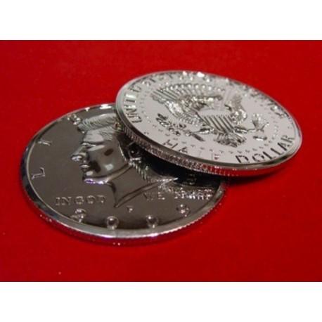 piece demie dollar jumbo