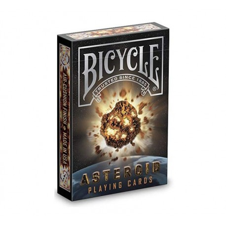CARTES BICYCLE ASTEROÏD