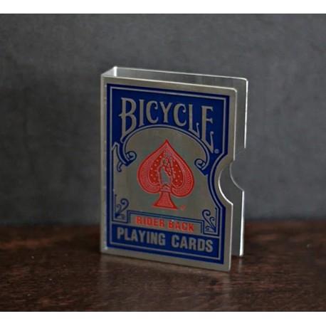 Protection de jeu - Bicycle Card Guard - Card Clip