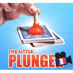 THE LITTLE PLUNGER (La petite ventouse)