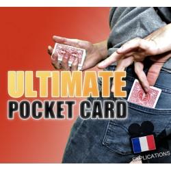 ULTIMATE POCKET CARD (Carte à la poche)