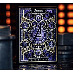 CARTES BICYCLE AVENGERS