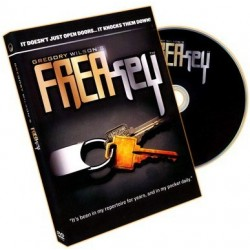 DVD FreaKey - Gregory Wilson