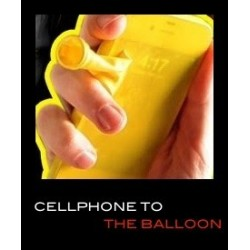 Cellphone To The Balloon (TOUR GRATUIT)