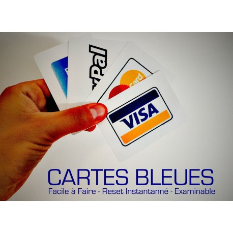 Cartes Bleues