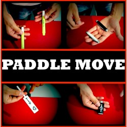 paddle move