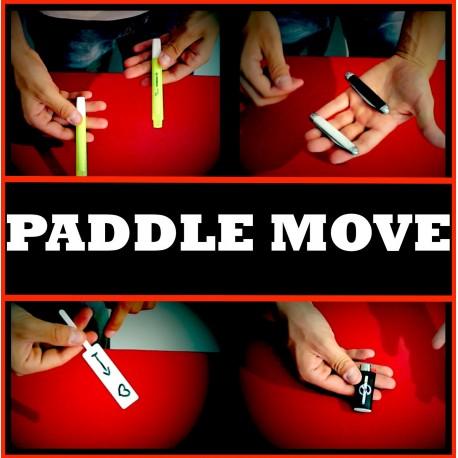 paddle move